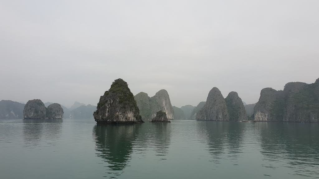 baie de Lan Ha Ha Long