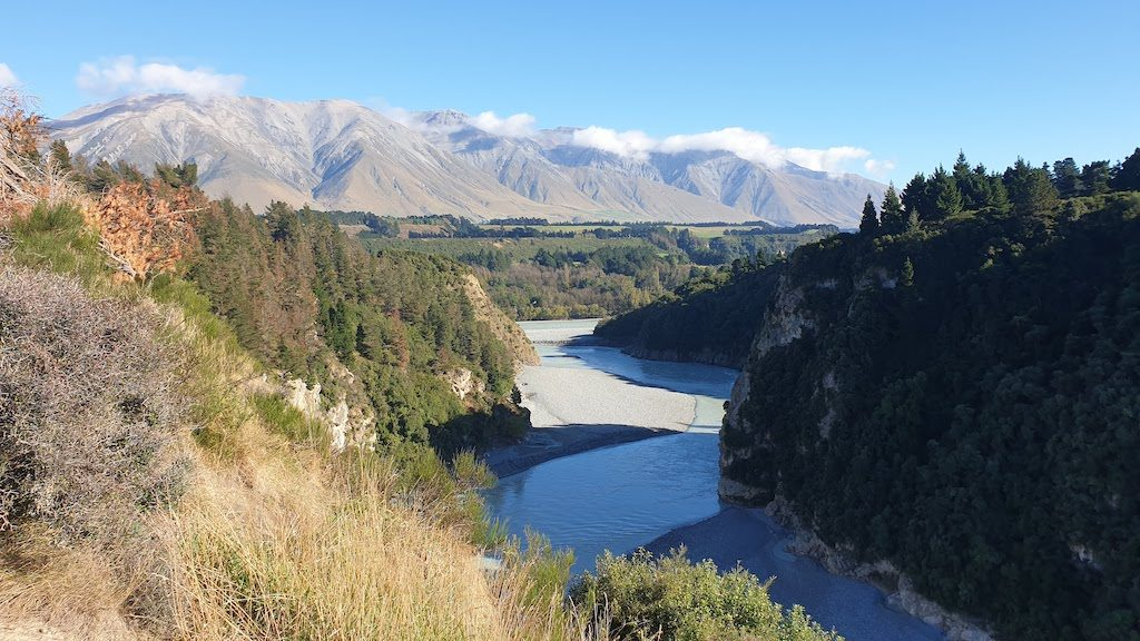 Castle Hill, Cave Stream et Arthur's Pass