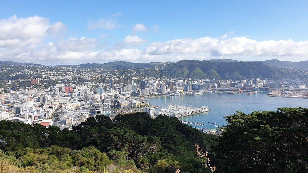 Wellington, la capitale de la nouvelle-zélande