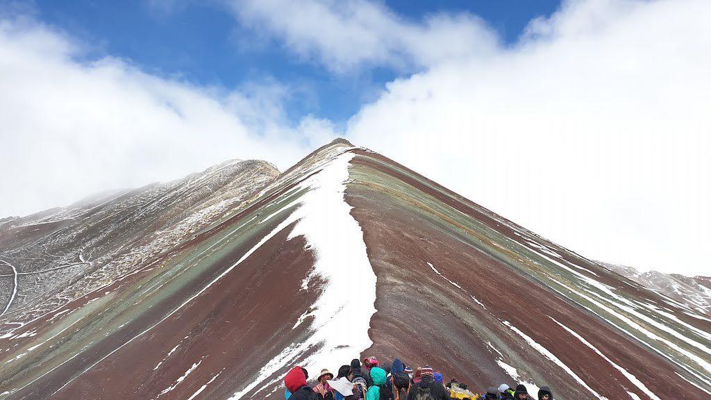 montagne aux 7 couleurs à inclure en priorité dans un itinéraire au Pérou