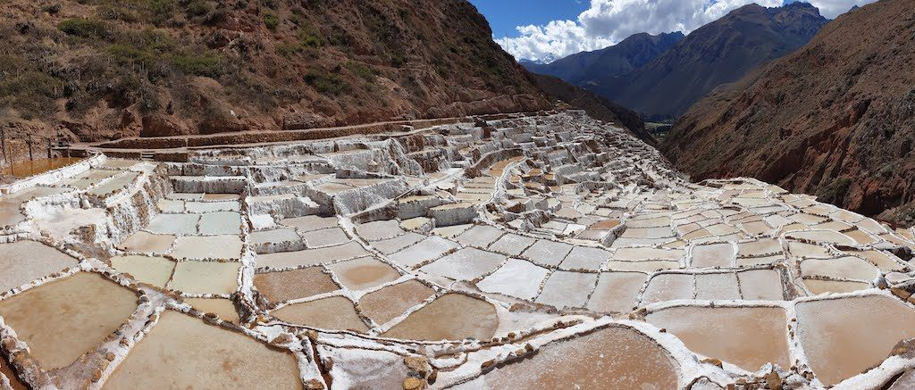 salineras maras Pérou