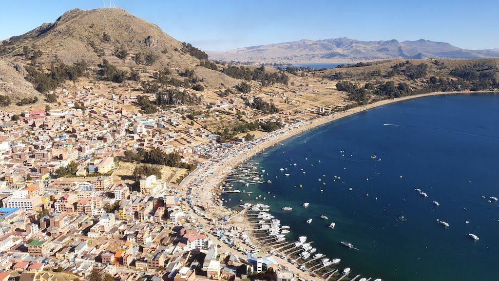 lac Titicaca itinéraire Bolivie