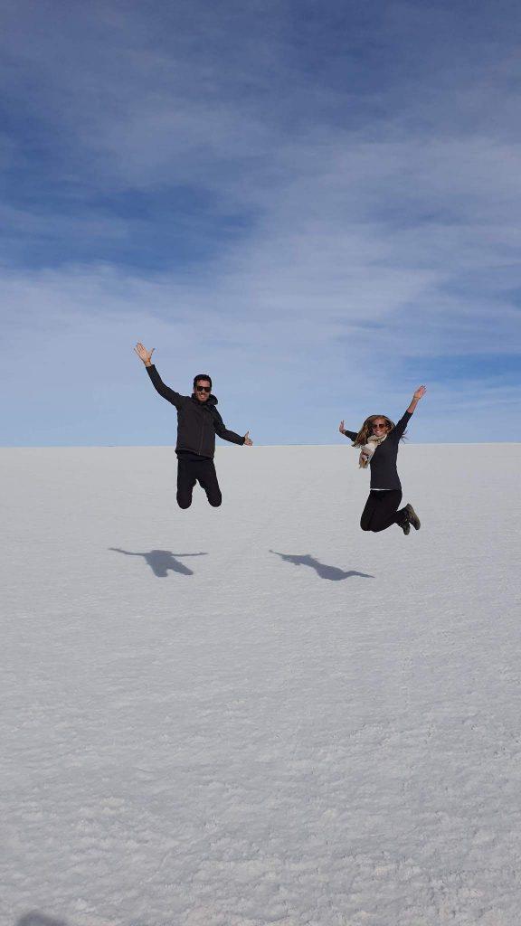 Salar d'Uyuni coup de coeur de la bolivie
