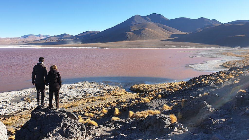 laguna colorada parmi les plus beaux endroits du monde