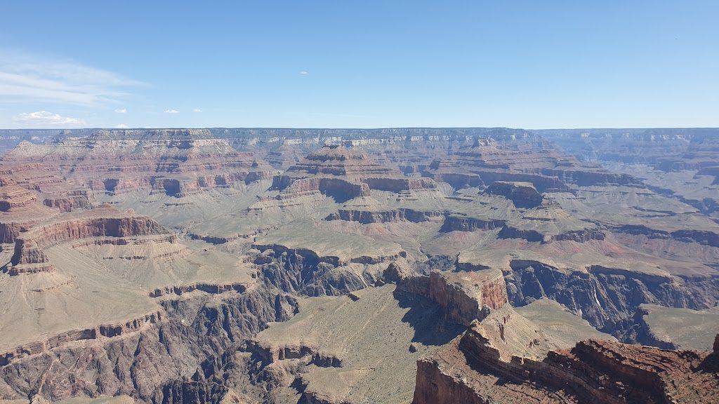 Grand Canyon parmi les plus beaux endroits du monde