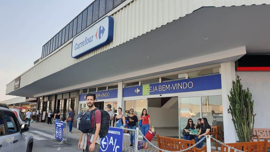 carrefour Sao Paulo
