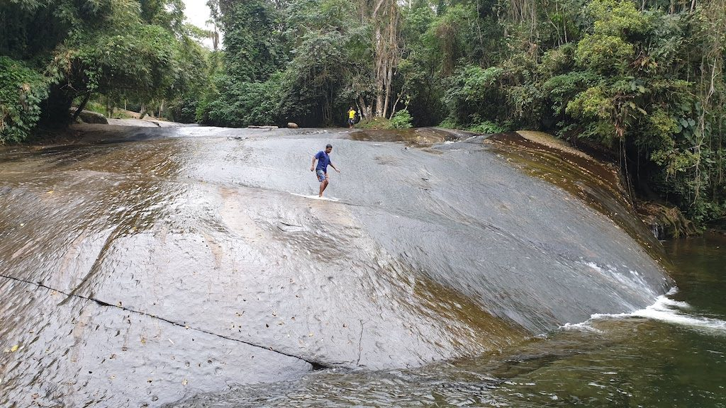 cascades de Tobogã  Paraty