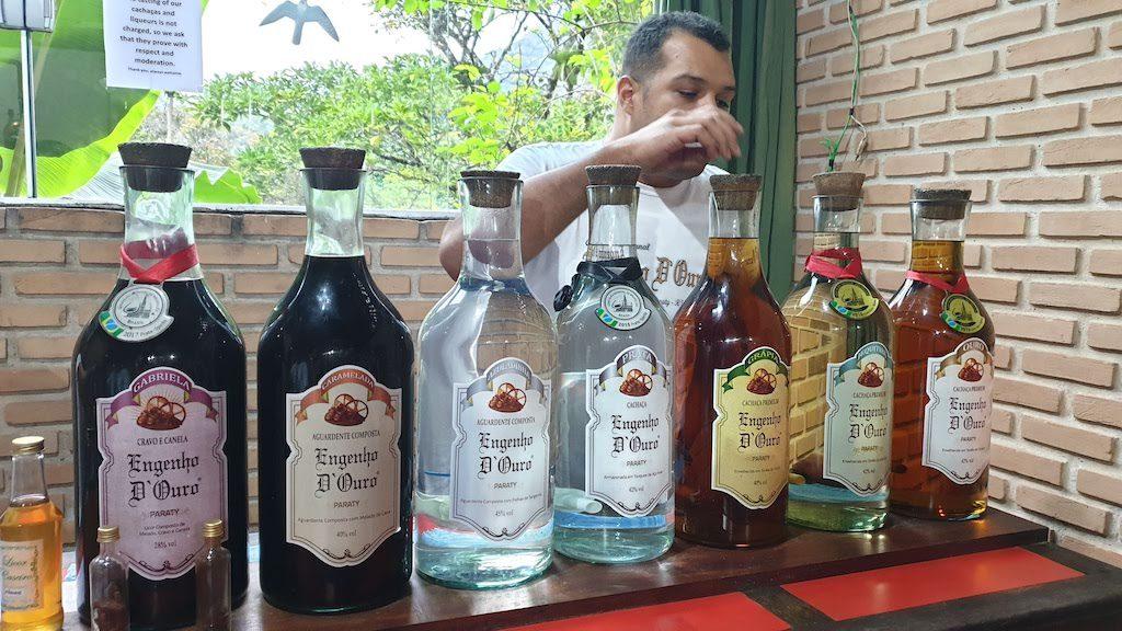 distillerie Engenho D'Ouro Paraty