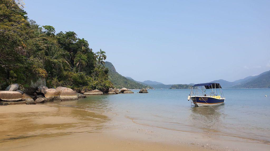 plage Costa Paraty