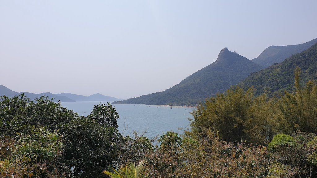 île Mamangua Paraty