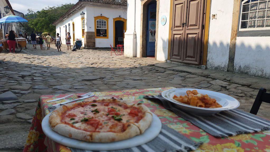 Restaurant La Dolce Vita Paraty