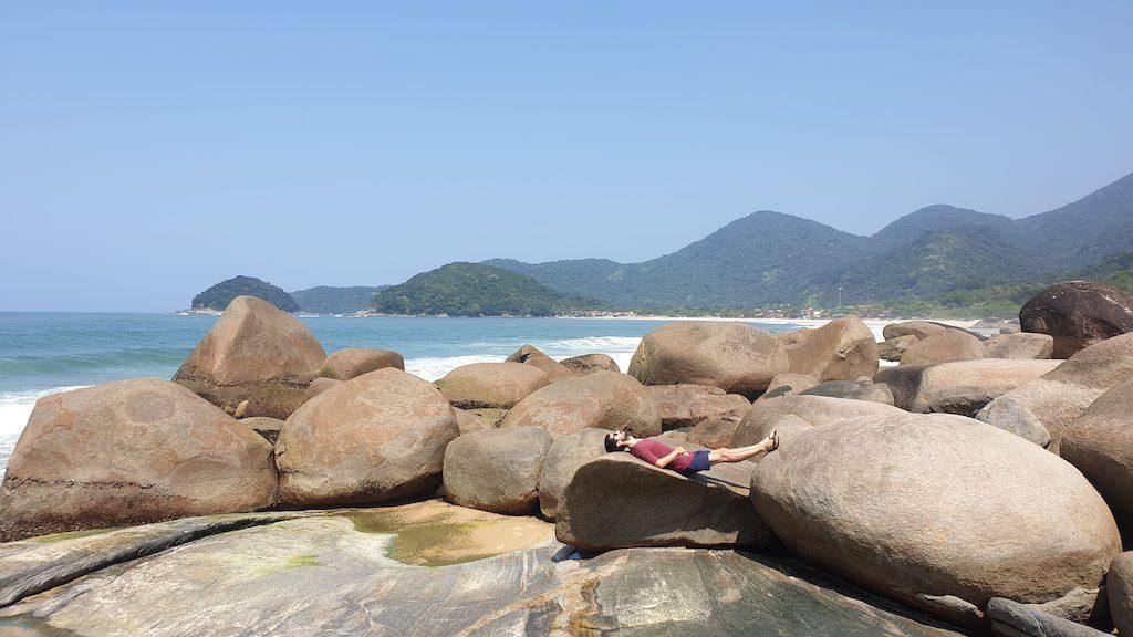 Praia do Cepilho Trindade Paraty