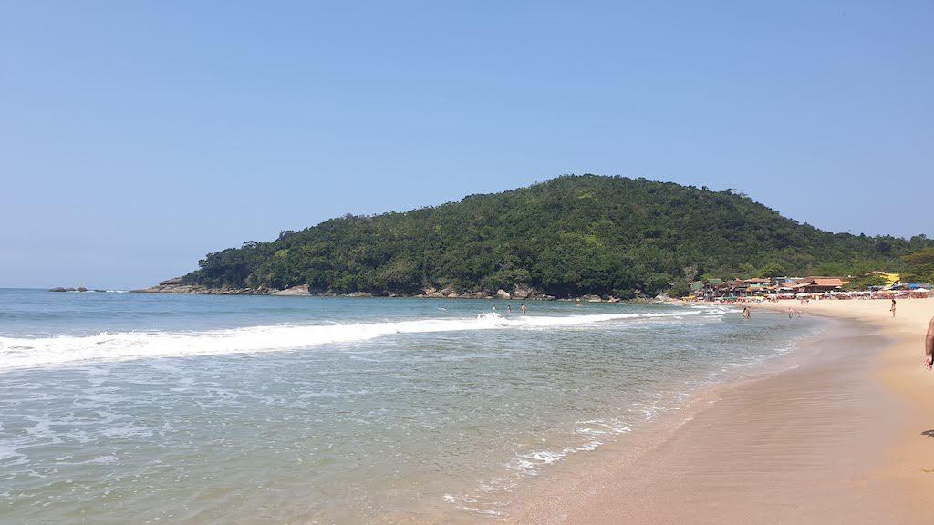 Praia de Fora Trindade Paraty