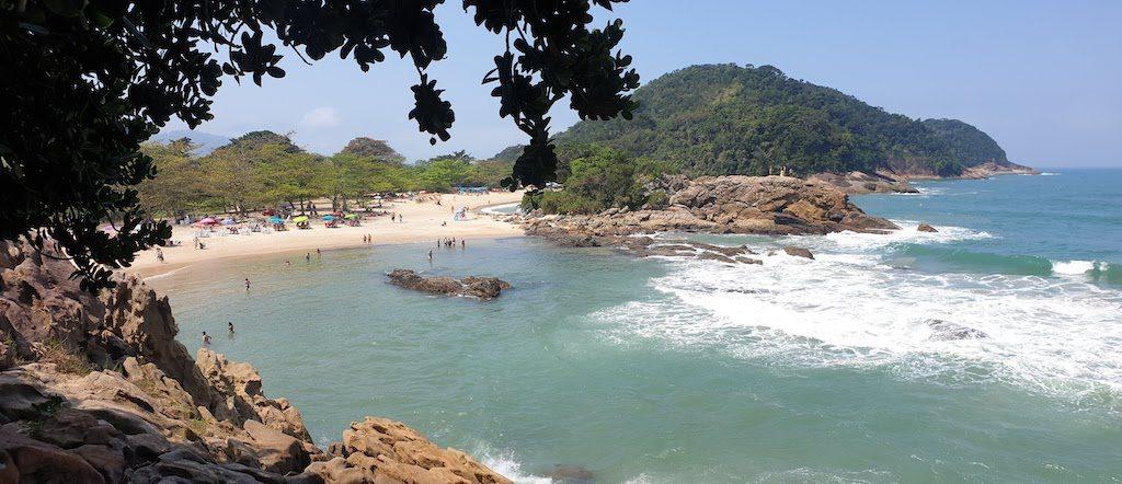 piscine naturelle Cachadaço Trindade Paraty
