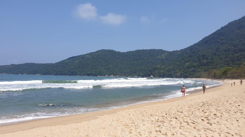 plage Cachadaço Trindade Paraty