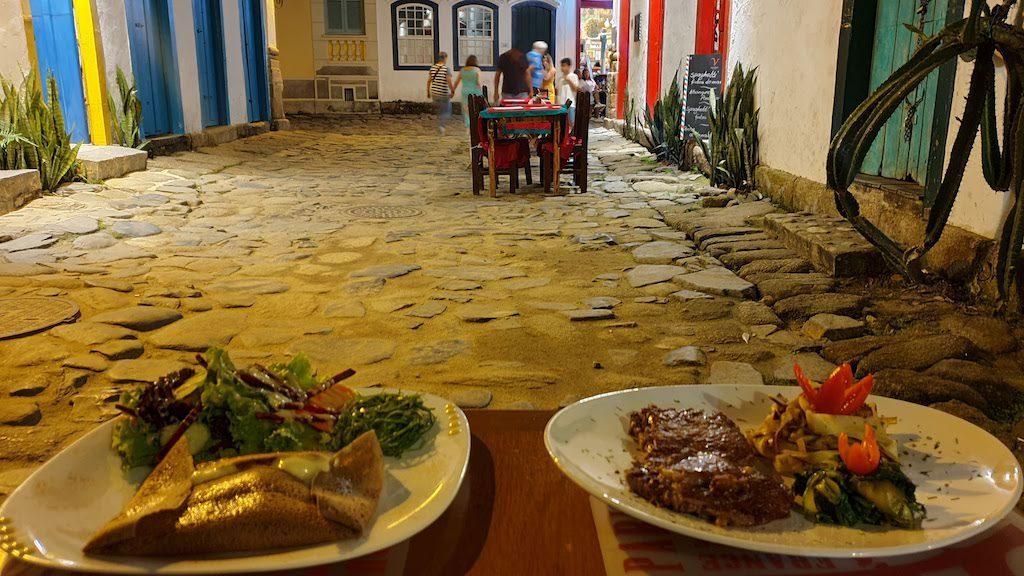 Restaurant Oui Paraty