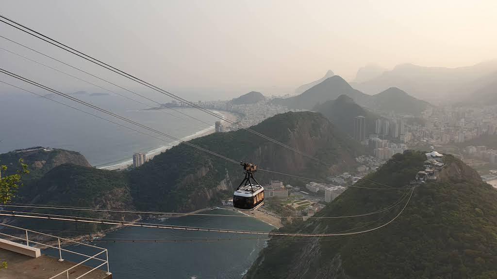 Téléphérique Rio