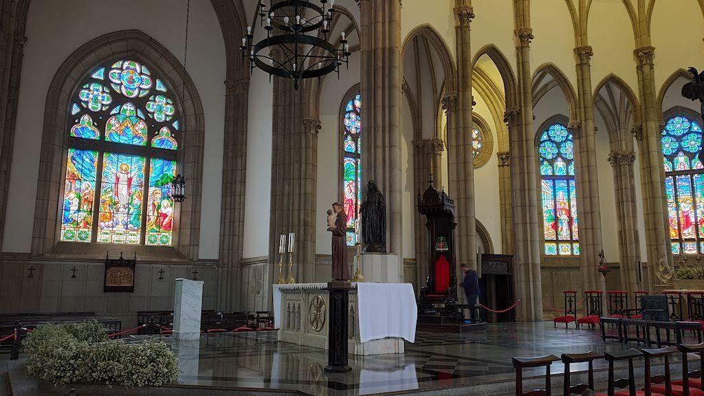 Cathedrale de Sao Pedro de Alcantara Petropolis