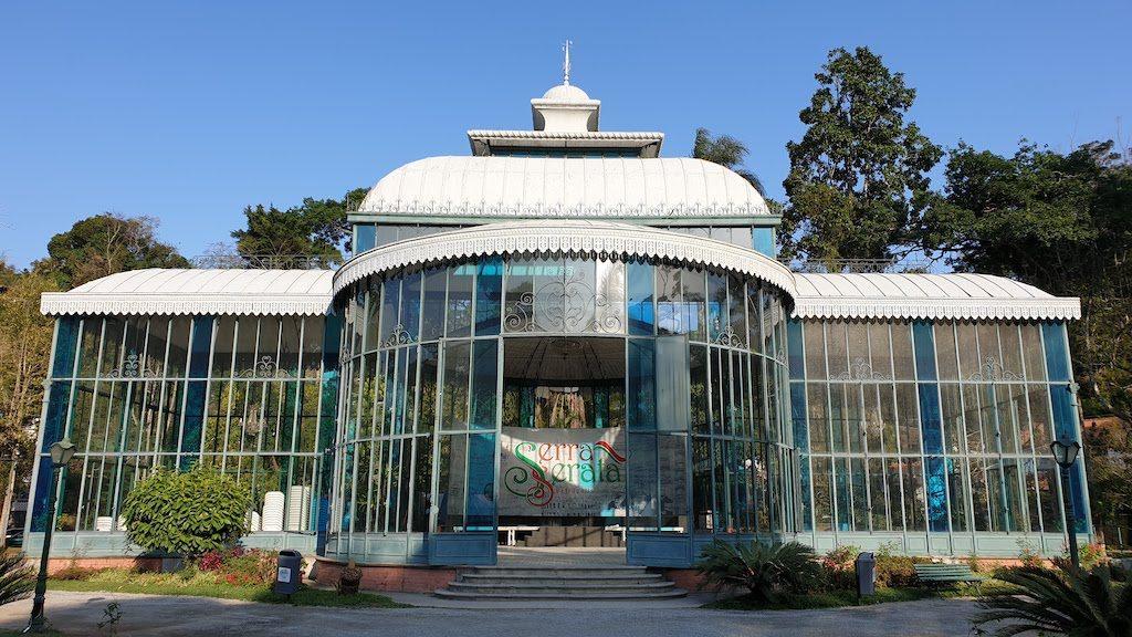 Palacio de Cristal Petropolis