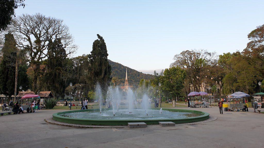 Praça da Libertade Petropolis