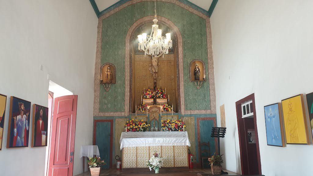 Capela do Senhor Bom Jesus da Pobreza