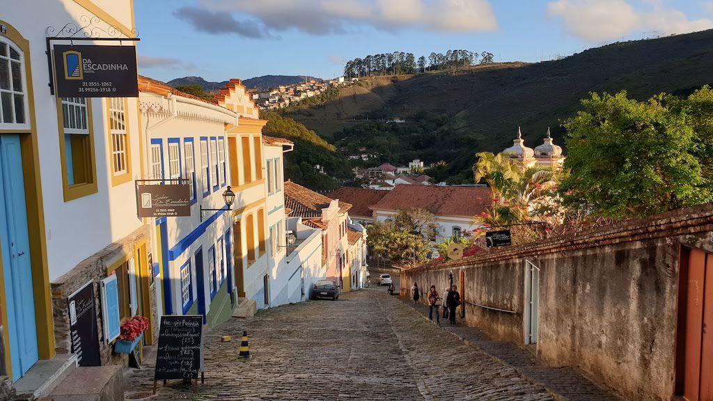 ruelle Ouro Preto