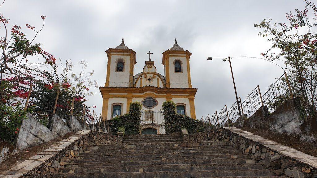 Igreja Santa Efigênia
