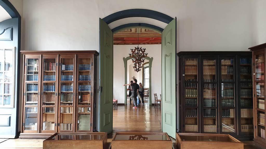 Casa dos Contos Ouro Preto