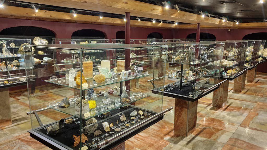 Museu de ciencia e técnica Ouro Preto