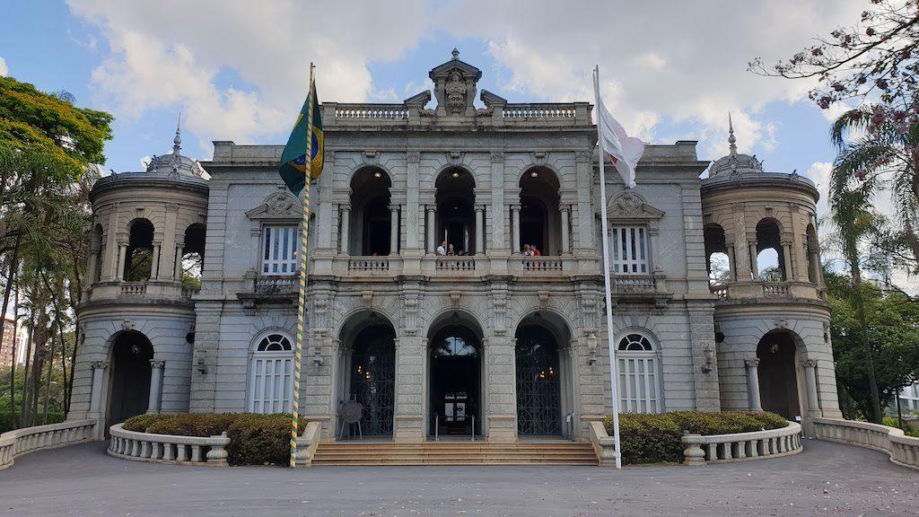 Palacio da Libertade Belo Horizonte