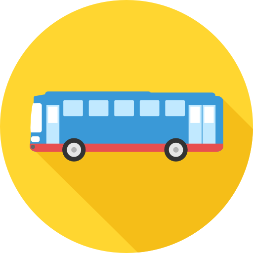 bus icone tour du monde