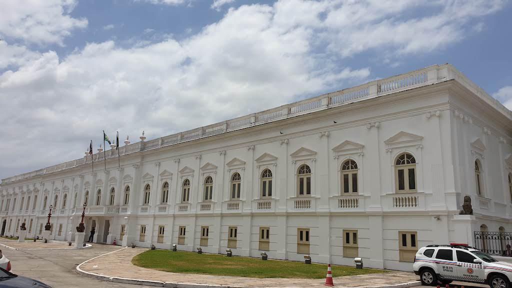 Palacio do Leoes Sao Luis