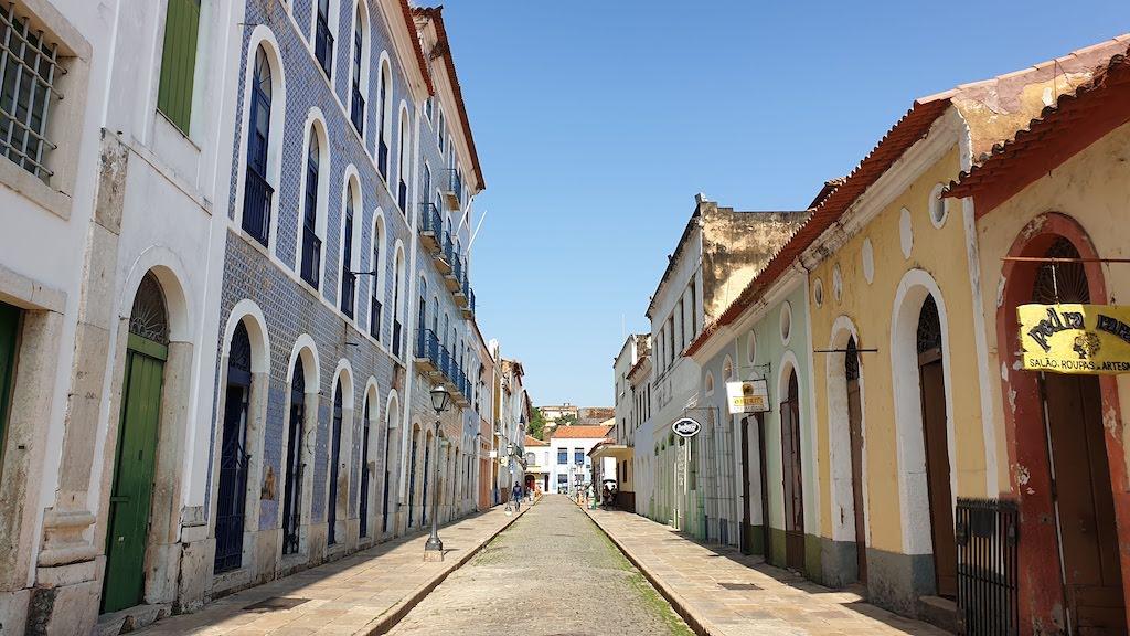 Rua Portugal Sao Luis