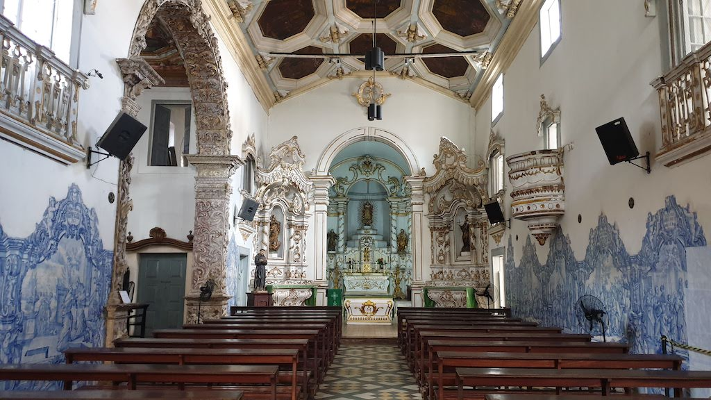 Convento de Sao Francisco Olinda