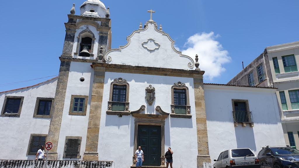 Igreja da Misericordia Olinda
