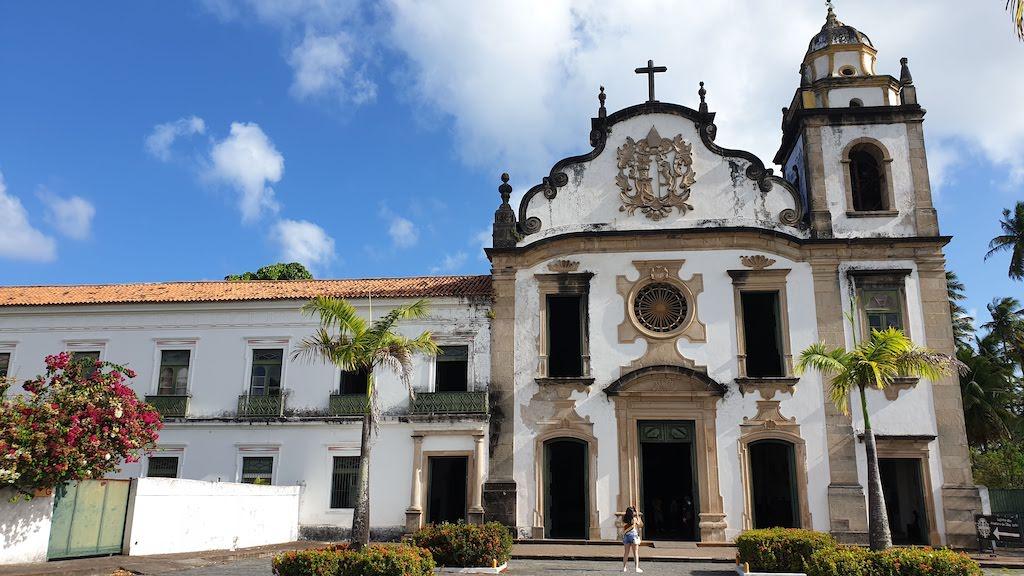 Mosteiro de Sao Bento Olinda
