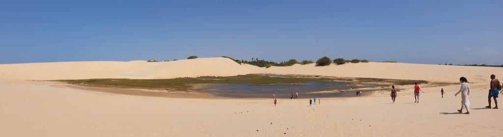 delta des ameriques dunes