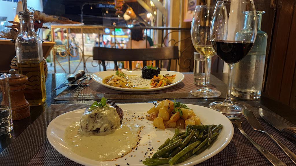 restaurant Chez Marilia