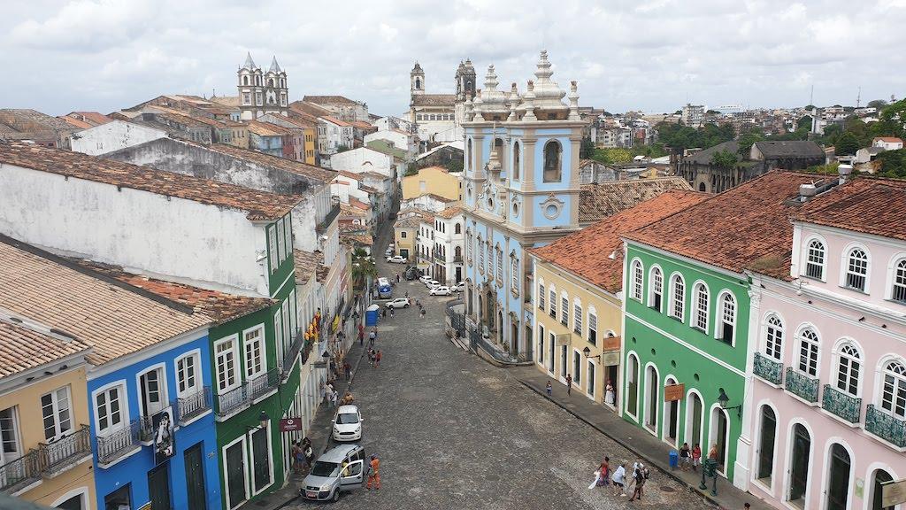 Fondation casa Jorge Amado à Salvador de Bahia