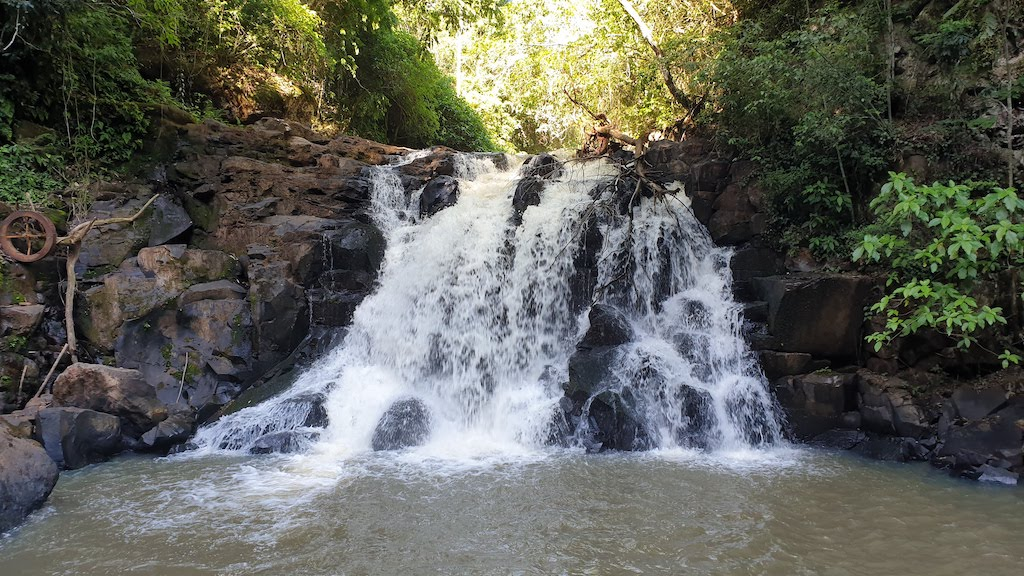 Iguassu Secret Falls Foz do Iguaçu