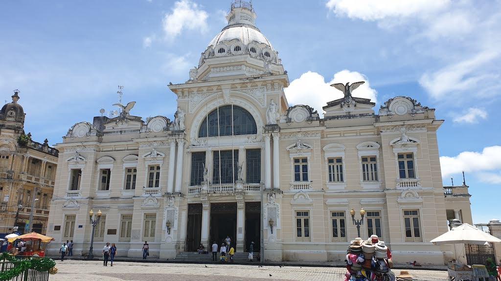 Palacio do Río Branco