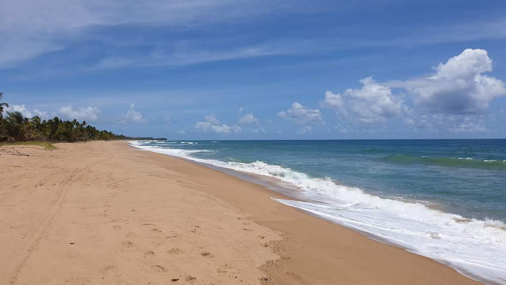 Praia Cassange