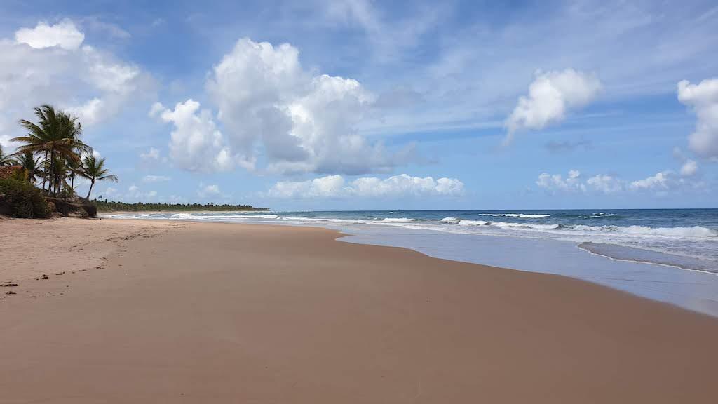 Praias Saquaira, de Arandi et de Algodoes