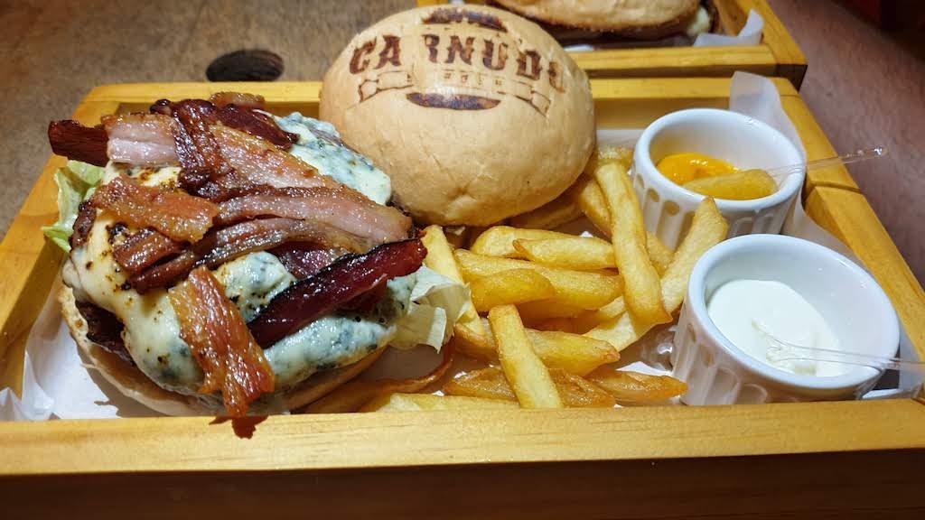 Restaurant Capitao Carnudo Burger