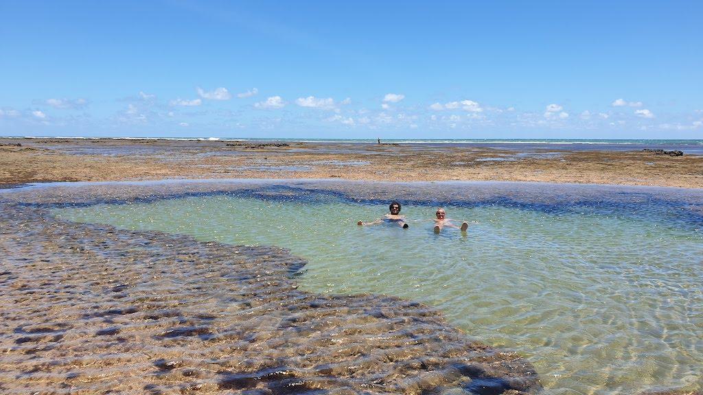 piscines naturelles Guarajuba