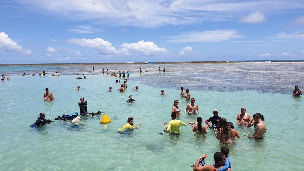 piscines naturelles Maragogi