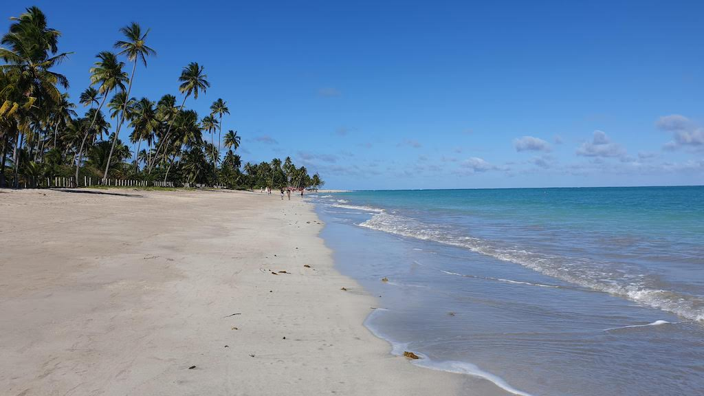 plage barra grande à proximité de Maragogi