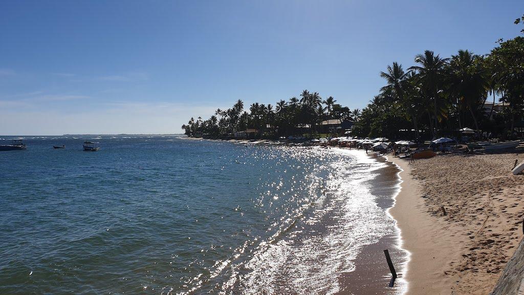 plage Praia do Forte