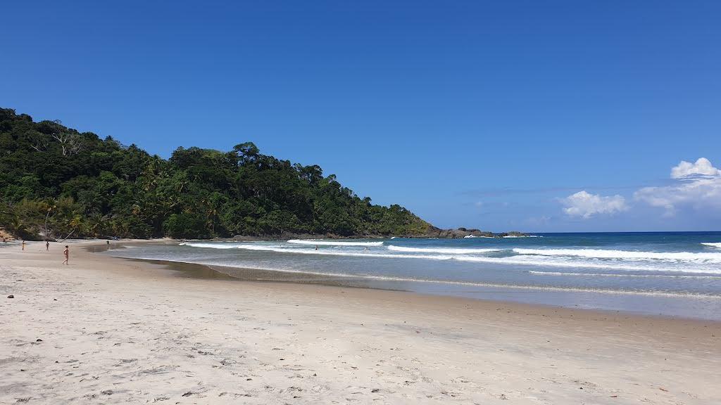 Quatrième plage Itacare