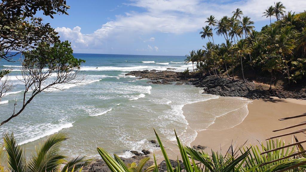 troisième plage Itacare